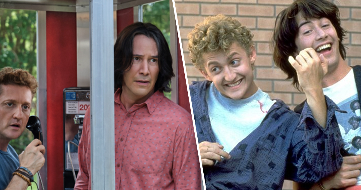 Bill & Ted Face The Music Is Going To Be 'Really Good', Promises Executive Producer Steven Soderbergh