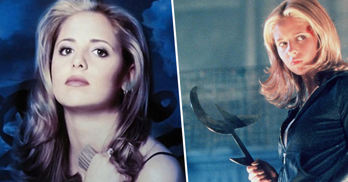 Every Season Of Buffy The Vampire Slayer Available On June 1 On All 4