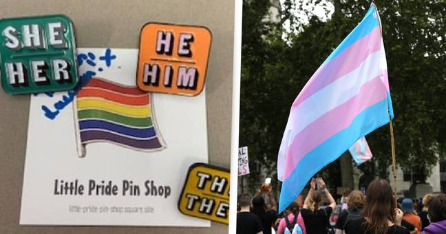 Australian High School Praised For Introducing Pronoun Badges To Help Trans Students