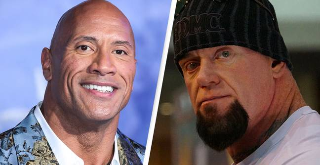 The Undertaker Believes The Rock Could Unite America As President