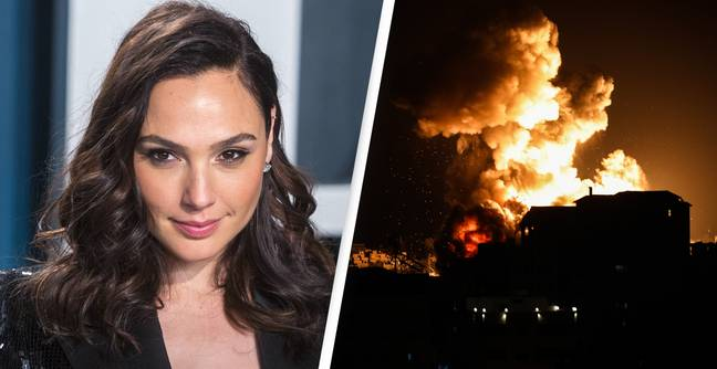 Gal Gadot Turns Off Comments On Post About Israel-Palestinian Violence After Backlash