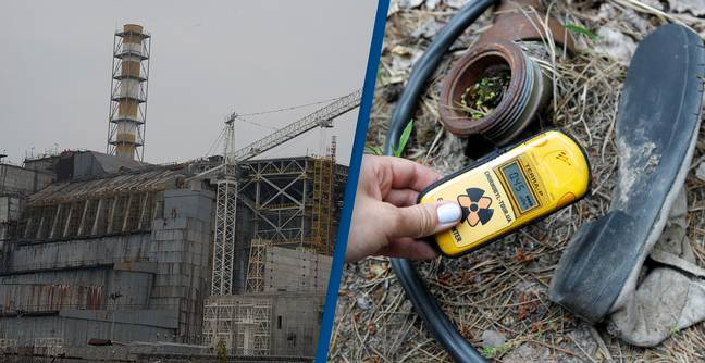 Human Intervention May Be Required At Chernobyl As Radiation Levels Spike