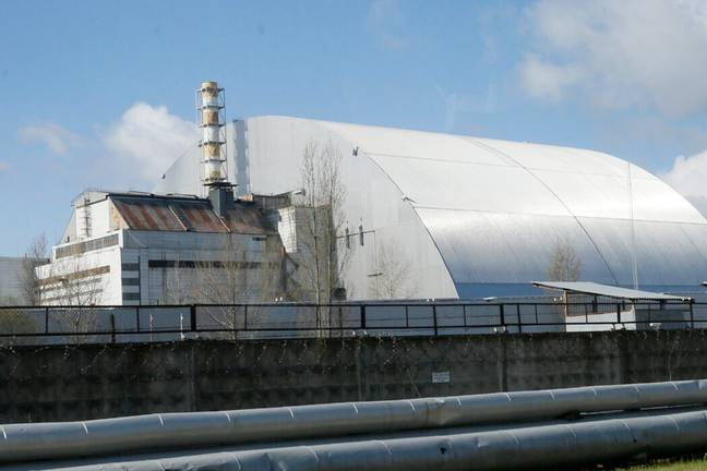Sensors detected fission occurring in Chernobyl reactor remains (PA Images)
