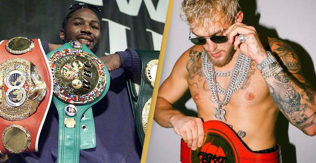 Lennox Lewis Says Jake Paul's Fights Have Been 'A Farce'