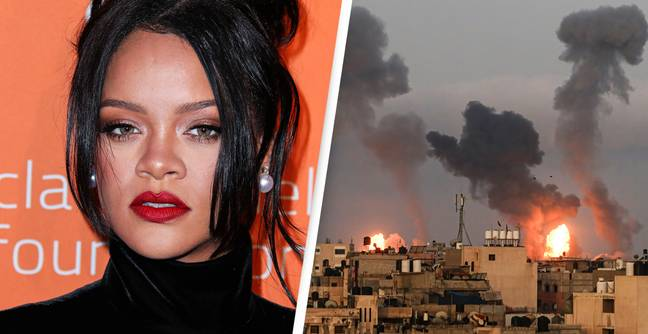 Rihanna Faces Backlash For Comments On Israel-Palestinian Conflict