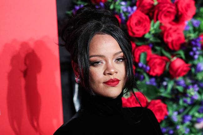 Rihanna has previously shared support for Palestinians (PA Images)